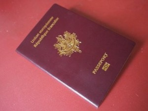 Renouvellement passeport