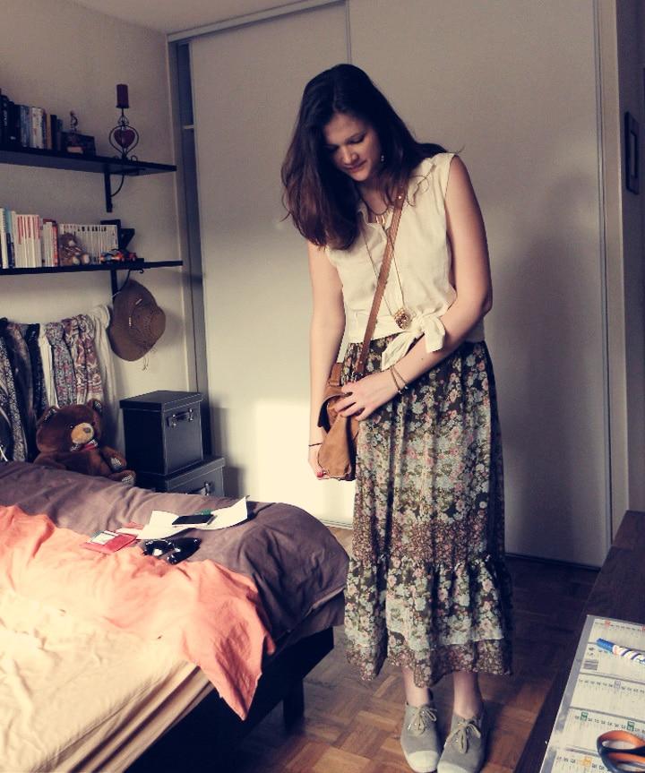 jupe longue