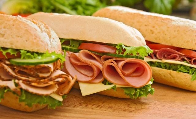 sandwich de nuit
