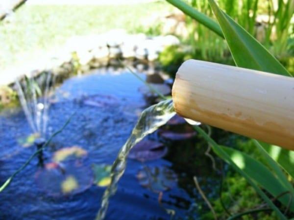 eau pour son jardin