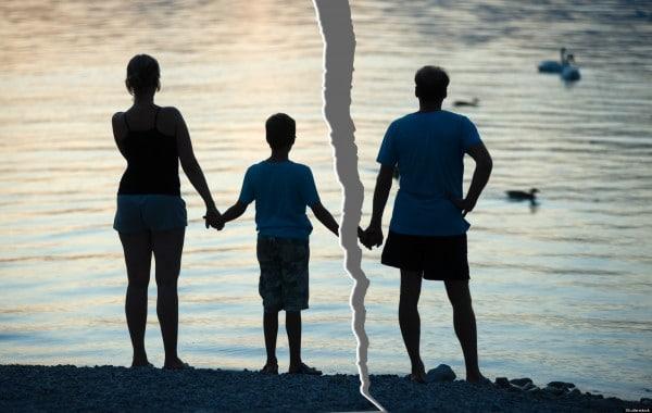 divorce famille