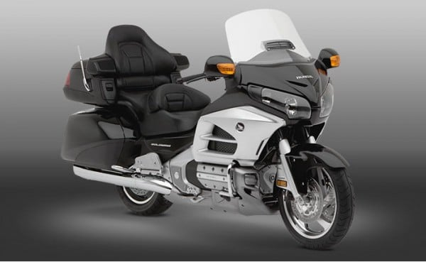 Taxi Moto Honda-1800-goldwing