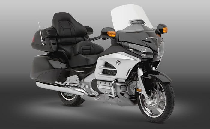 Taxi Moto Honda-1800-goldwing