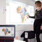 Quel vidéoprojecteur faut-il utiliser avec un tableau interactif ?