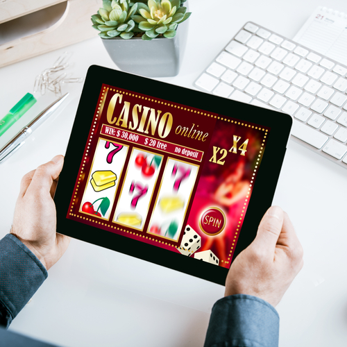 casino sur tablette