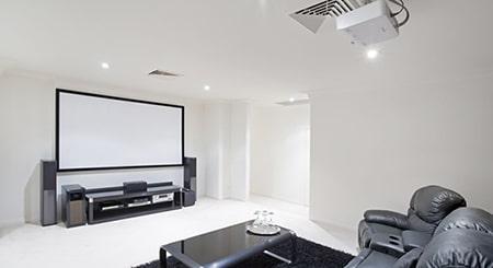 home cinema video projecteur