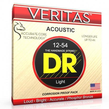 Cordes Veritas : nouvelle coqueluche des guitaristes américains