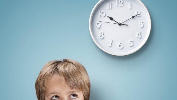 La notion du temps chez les enfants