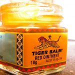 Le baume du tigre rouge : un onguent très apprécié en France