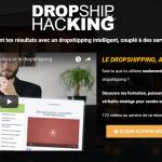 Que faut-il savoir sur la formation « Dropship hacking » de Frank Houbre ?