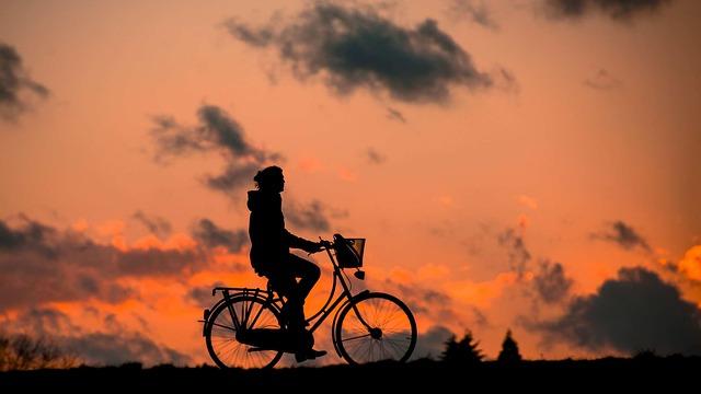 profiter des paysages à vélo