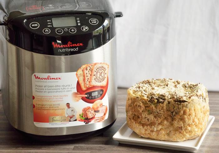 appareils culinaires machine à pain