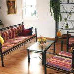 Idée déco : optez pour les meubles en fer forgé
