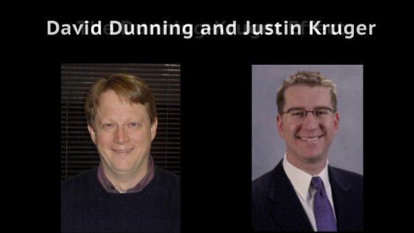 David Dunning et Justin Kruger
