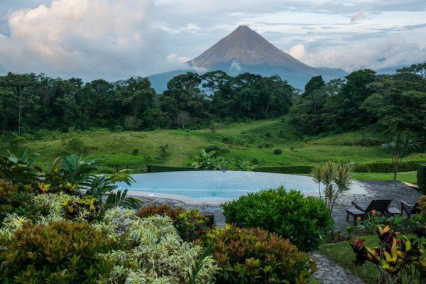 El Arenal en Costa Rica