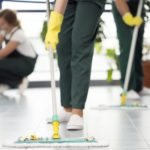 L'importance de compter sur des lieux de travail propres et désinfectés