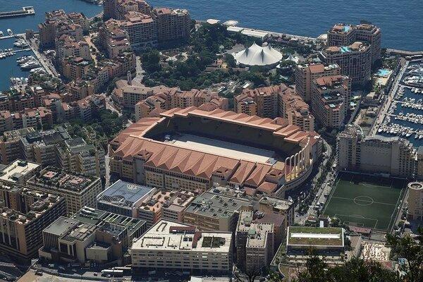 Match de football à Monaco sur la Côte d'Azur - Photopar MrJayW, CC0